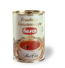 Fruchtige Tomatensuppe, 400 ml