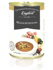 Wildcreme-Suppe 390 ml tafelfertig