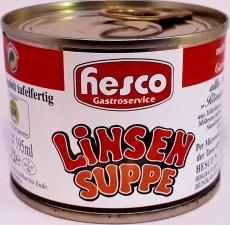 Linsensuppe Römische Art 212 ml