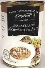 Linsenterrine Schwäbische Art 390 ml tafelfertig