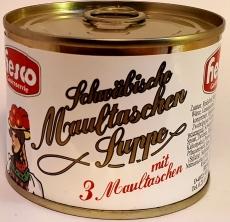 Schwäbische Maultaschensuppe 212 ml