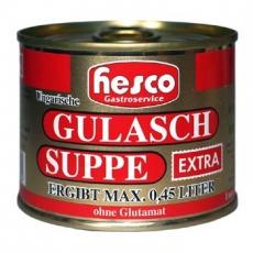 Ungarische Gulaschsuppe EXTRA, 212 ml
