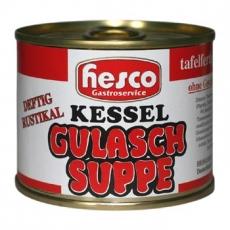 Kessel-Gulasch-Suppe 212 ml tafelfertig