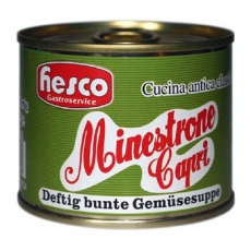 Minestrone Capri 212 ml