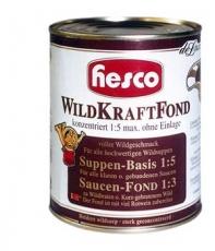 Wild-Kraft-Fond 1:5 ohne Einlage, 850 ml