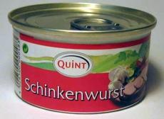 Schinkenwurst, 125 g