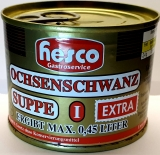Gebundene Ochsenschwanzsuppe I EXTRA 212 ml