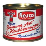 Büsumer Krabbensuppe 212 ml mit 25 g Nordseekrabben