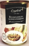 Rindfleisch-Suppenterrine Pichelsteiner Art tafelfertig
