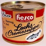 Norwegische Lachscreme Suppe 212 ml