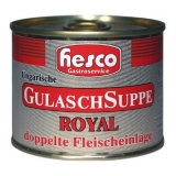 Gulaschsuppe Royal 212 ml 1:1 konzentr.
