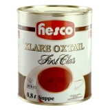 Klare Oxtail 850 ml