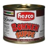 Bohnensuppe mit weißen Bohnen 212 ml