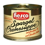 Spargelcreme-Suppe 212 ml, rein vegetarisch