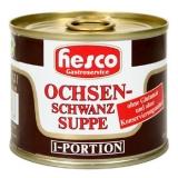 Geb. Ochsenschwanzsuppe 212 ml tafelfertig